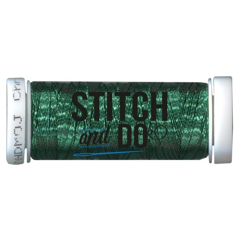 Stitch and Do Borduurgaren Klosje - Hobbydots Kleuren - christmas green