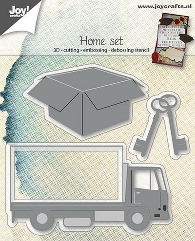 Joy Stencil - Home Set