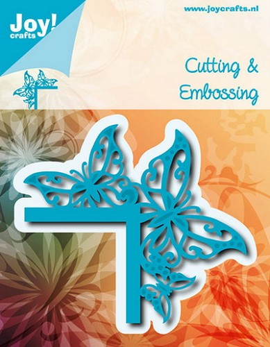 Joy Cutting & Embossing Stencil 6002/0764