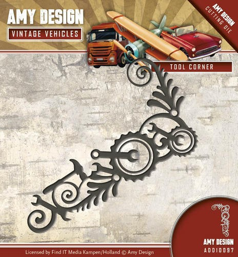 Amy Design Stans - Vintage Vehicles - tool corner
