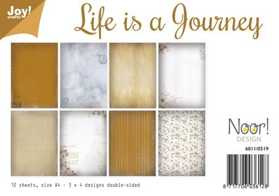 Joy Paper Pack - Life is a Journey