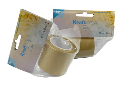 Joy Kraft Paper Tape - 50 mm