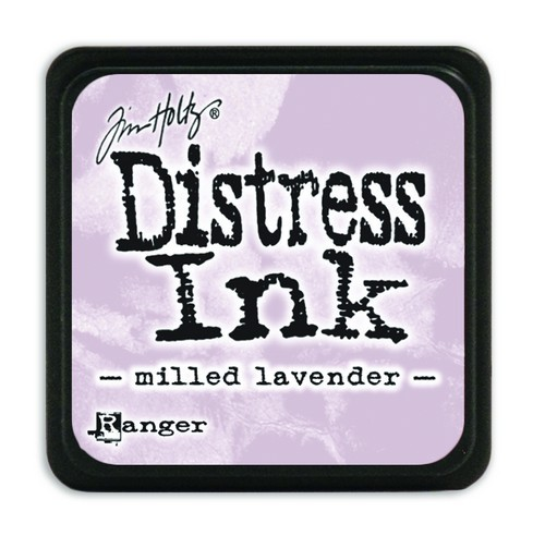 Ranger Distress Mini Ink Pad - milled lavender