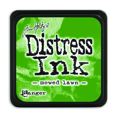 Ranger Distress Mini Ink Pad - mowed lawn