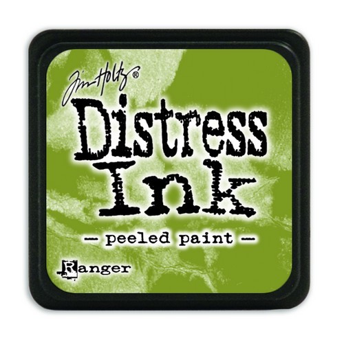 Ranger Distress Mini Ink Pad - peeled paint