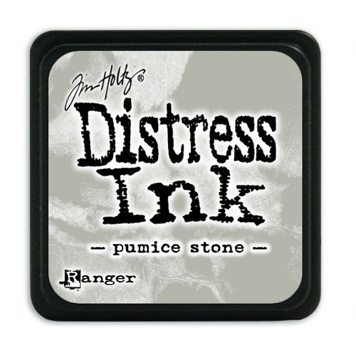 Ranger Distress Mini Ink Pad - pumice stone