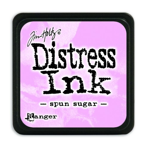Ranger Distress Mini Ink Pad - spun sugar