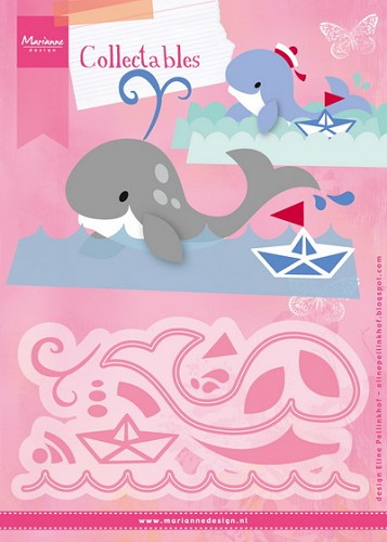 Collectables Marianne Design - Eline`s Whale