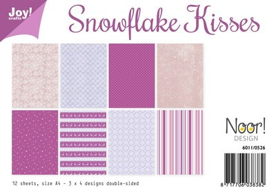 Joy Paper Pack - Snowflake Kisses