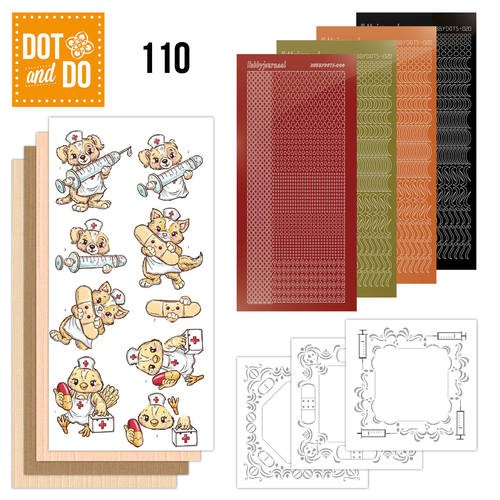 Dot & Do Hobbydots Pakket - beterschap