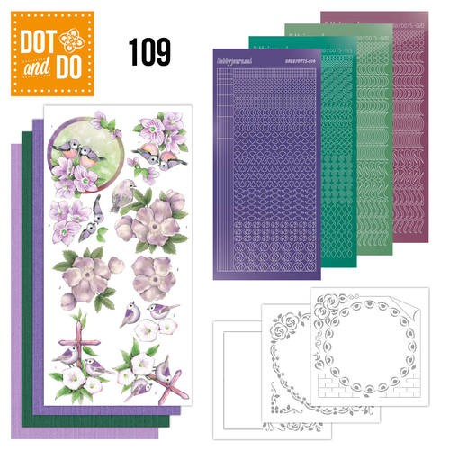 Dot & Do Hobbydots Pakket - condoleance