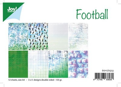 Joy Paper Pack - Football