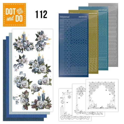 Dot & Do Hobbydots Pakket - The Feeling of Christmas