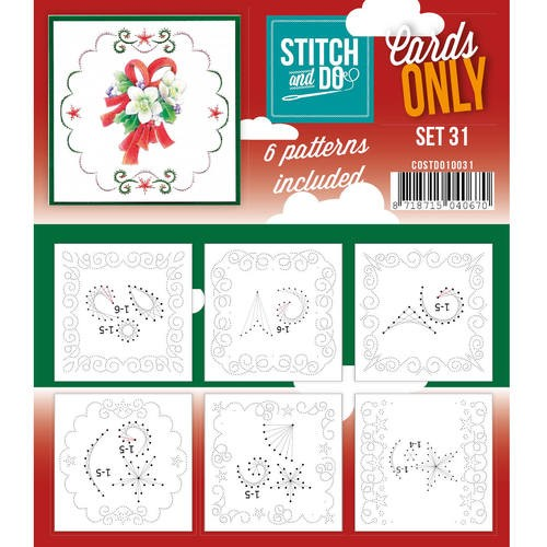 Stitch and Do Cards Only 31
