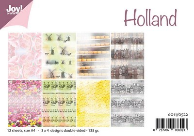Joy Paper Pack - Holland