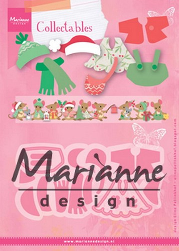 Collectables Marianne Design - Eline`s Kleding