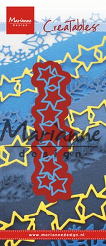 Creatables Marianne Design - Lots of Stars