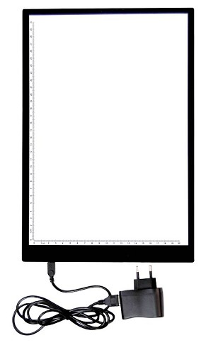 Joy Ultra-thin Lightpanel A4