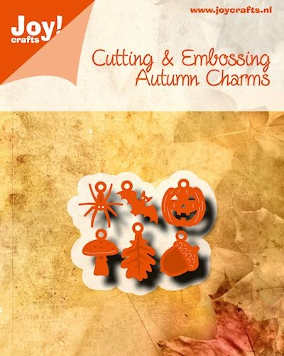 Joy Stencil - Autumn Charms