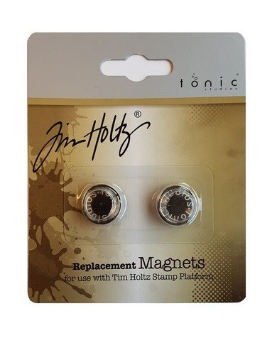 Replacement Magnets voor Tim Holtz Stamp Platform