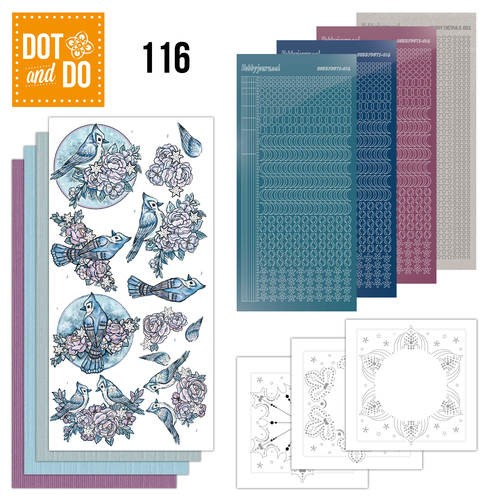Dot & Do Hobbydots Pakket - winter