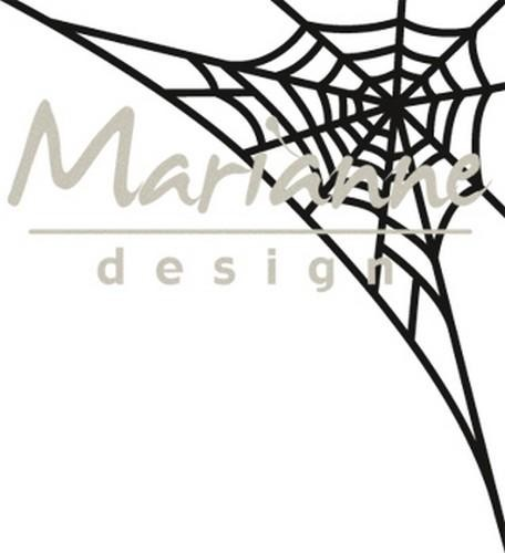 Craftables Marianne Design - spinneweb