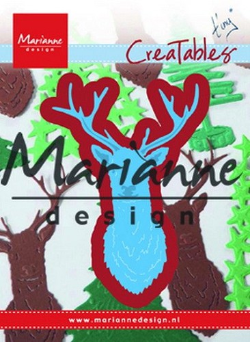 Creatables Marianne Design - Tiny`s Hert