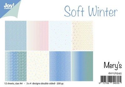 Joy Paper Pack - Mery`s Soft Winter