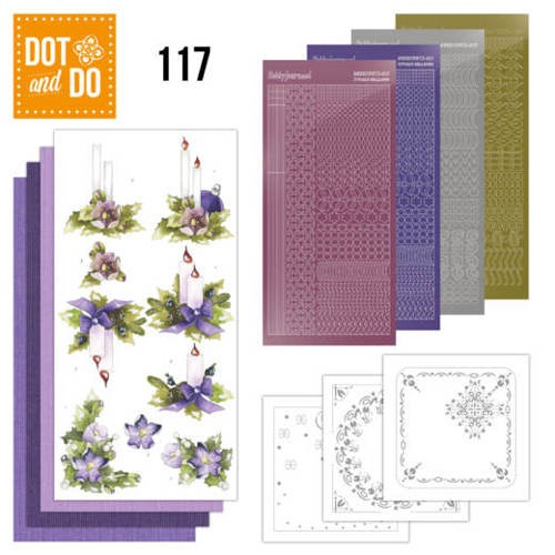 Dot & Do Hobbydots Pakket - christmas