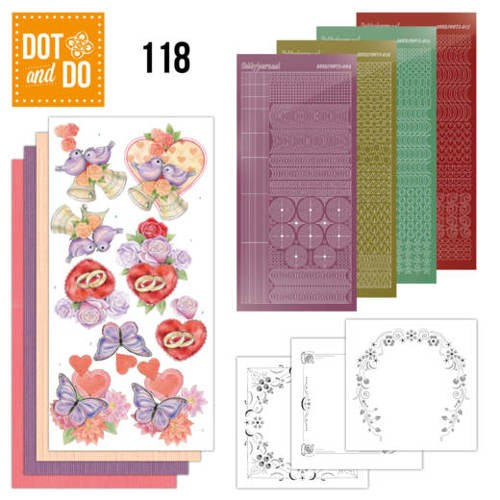 Dot & Do Hobbydots Pakket - wedding