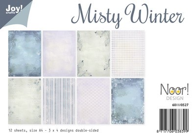 Joy Paper Pack - Misty Winter