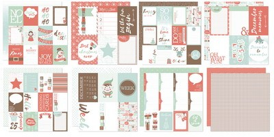 Joy Paper Pack - December to Remember