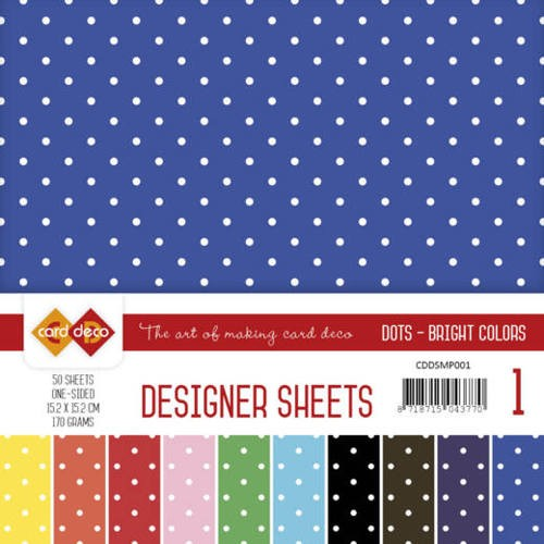 Designer Sheets Mega Pack 1