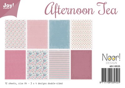 Joy Paper Pack - Afternoon Tea