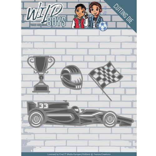 Yvonne Creations Stans - Wild Boys - racing