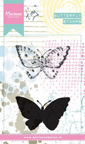 Marianne Design Butterfly Stamps - Tiny`s Vlinders 2