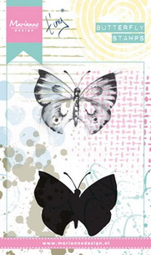 Marianne Design Butterfly Stamps - Tiny`s Vlinders 1