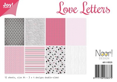 Joy Paper Pack - Love Letters