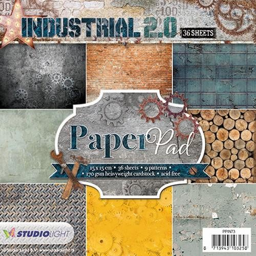 Paper Pad Studio Light - Industrial 2.0 - PPIN73