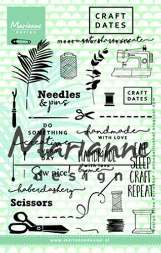 Clearstamps Marianne Design - Craft Dates 2