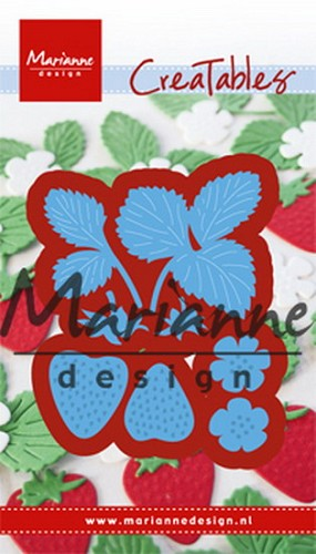 Creatables Marianne Design - Strawberries