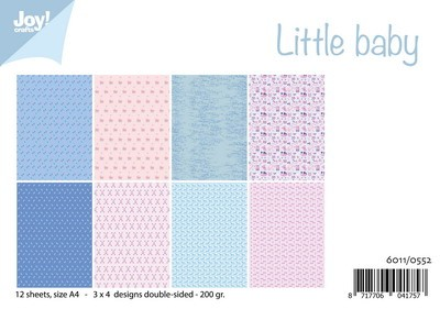 Joy Paper Pack - little baby