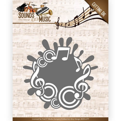 Amy Design Stans - Sounds of Music - Music Label