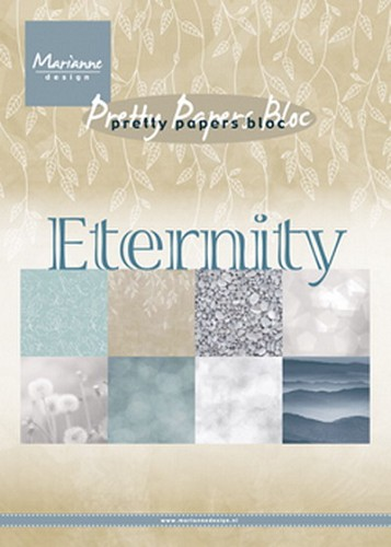 Pretty Papers Bloc - Eternity