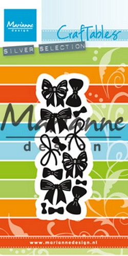 Craftables Marianne Design - bows