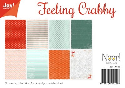 Joy Paper Pack - Feeling Crabby