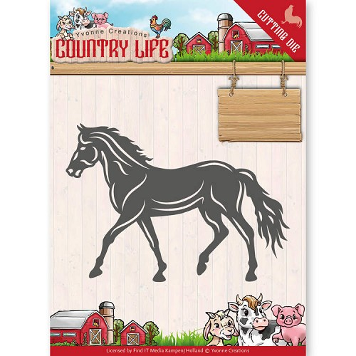 Yvonne Creations Stans - Country Life - horse
