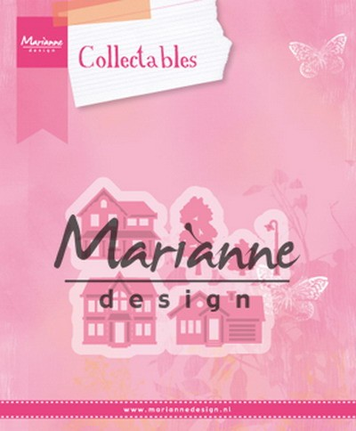 Collectables Marianne Design - mini dorp