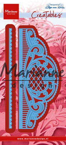 Creatables Marianne Design - Anja`s Border