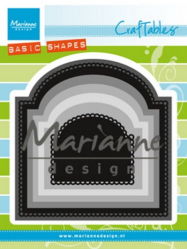 Craftables Marianne Design - basic boog